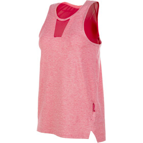 Mammut Crashiano Maglietta Donna, dragon fruit melange-blush